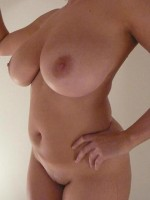Large natural breasts :)